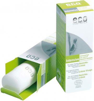 Eco Cosmetics Facial Cream 50ml - Intenzívny pleťový krém BIO