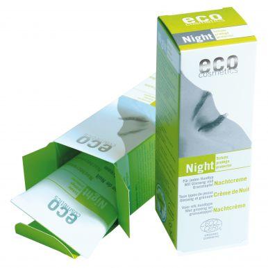 Eco Cosmetics Night Cream 50ml - Bio nočný krém