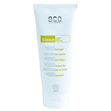 Eco Cosmetics Shower Gel 200ml - Sprchový gél so zeleným čajom BIO