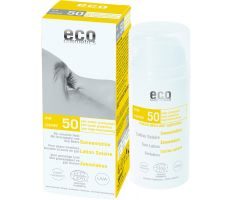 Eco Cosmetics Sun Cream Neutral SPF 50 100ml - Opalovací krém bez parfumácie