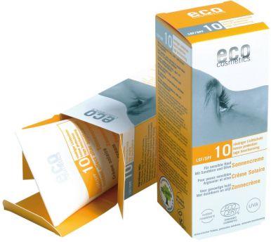 Eco Cosmetics Sun Cream SPF 10 75ml - Opalovací krém SPF 10BIO