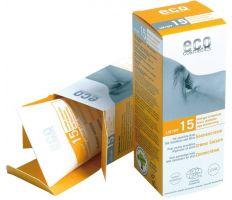 Eco Cosmetics Sun Cream SPF 15 75ml - Opalovací krém SPF 15BIO