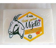 Farma Koza - Mydlo s medom a kozím mliekom 120g