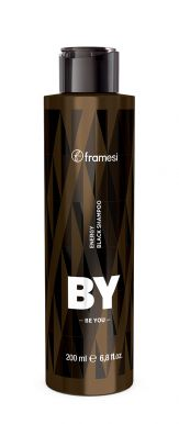 Framesi By Energy Black Shampoo 200ml - pánsky šampón