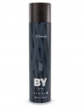 Framesi By Super Hold Hairspray 500ml - Lak s mega silnou fixáciou