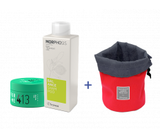 Framesi_Duo Set 413 - Matt Me Clay 80ml + Balance šampón 250ml