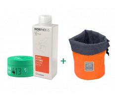 Framesi_Duo Set 413 - Matt Me Clay 80ml + Purifying šampón 250ml