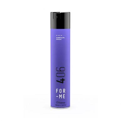 Framesi FM Hold & Brush Me Hairspray 406 500ml - Remodelačný lak so strednou fixáciou