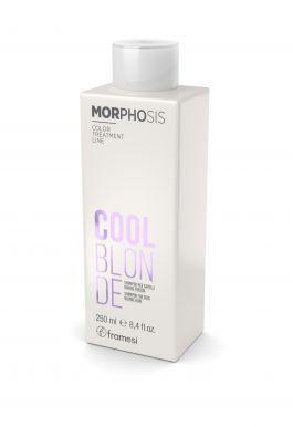 Framesi Morphosis Cool Blonde Shampoo 250ml - Šampón pre zvýraznenie studenej blond