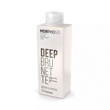 Framesi Morphosis Deep Brunette Shampoo 250ml - Šampón na hnedé vlasy