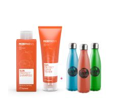 Framesi Morphosis Letní Set - Šampon 250ml + kondicionér 250 ml + termolahev