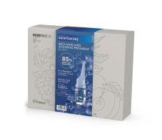 Framesi Morphosis Reinforcing Oily Scalp Set - Set pre domácu starostlivosť proti padaniu vlasov
