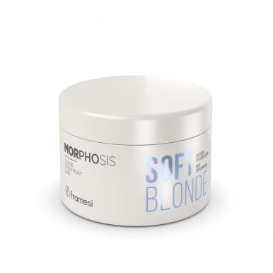 Framesi Morphosis Soft Blonde Mask 200ml - Maska pre blond vlasy