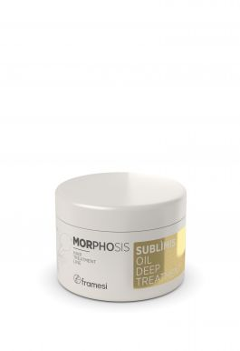 Framesi Morphosis Sublimis Oil Deep Treatment 200ml - Maska s arganovým olejom