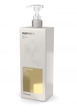Framesi Morphosis Sublimis Oil Shampoo 1000ml - Šampon s arganovým olejem