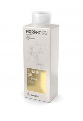 Framesi Morphosis Sublimis Oil Shampoo 250ml - Šampon s arganovým olejom