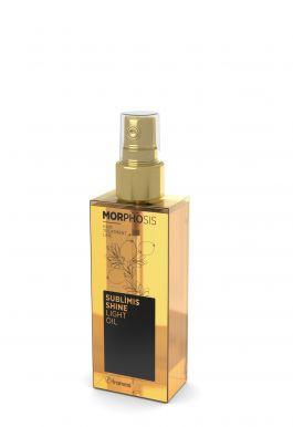 Framesi Morphosis Sublimis Shine Light Oil 125ml - Ľahký arganový olej s leskom
