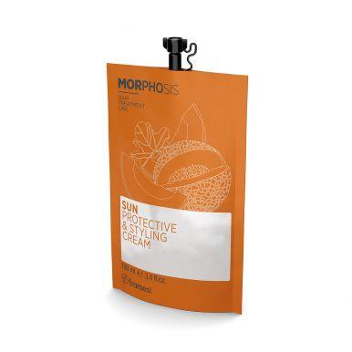 Framesi Morphosis Sun Protective & Styling cream 100ml - Krém pre letnú starostlivosť
