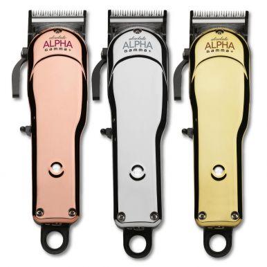 Gamma Piú Clipper Absolute Alpha Gamma + - Profesionální akumulátorový strojek na vlasy