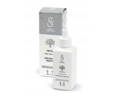 Gestil Care 1.1 Detox Pre Wash Serum 100ml - Detoxikační sérum pro vlasovou pokožku