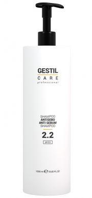 Gestil Care 2.2 Anti Sebum Shampoo 1000ml - Šampón na mastné vlasy