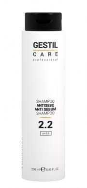 Gestil Care 2.2 Anti Sebum Shampoo 250ml - Šampón na mastné vlasy