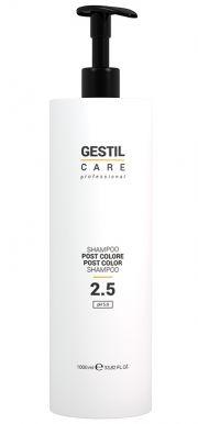 Gestil Care 2.5 Post Color Shampoo 1000ml - Šampón na farbené vlasy