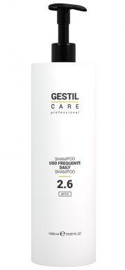 Gestil Care 2.6 Daily Shampoo 1000ml - Šampón na časté používanie