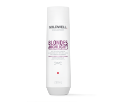 Goldwell Dualsenses Blond & Highlights 250ml - Šampón na blond vlasy