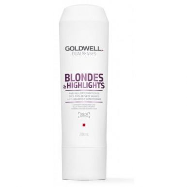 Goldwell Dualsenses Blondes & Highlights Conditioner 200ml - Kondicionér pre blond vlasy