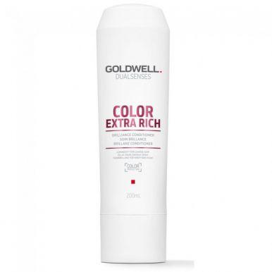 Goldwell Dualsenses Color Extra Rich Conditioner 200ml - Kondicionér pre farbený vlas