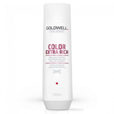 Goldwell Dualsenses Color Extra Rich Shampoo 250ml - Šampón pre jemné farbené vlasy
