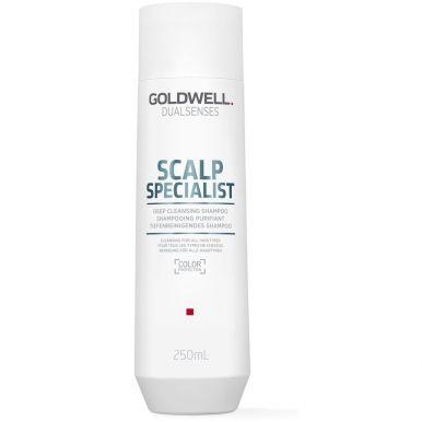 Goldwell Dualsenses Deep Cleansing Shampoo 250ml - Hĺbkovo čistiaci šampón