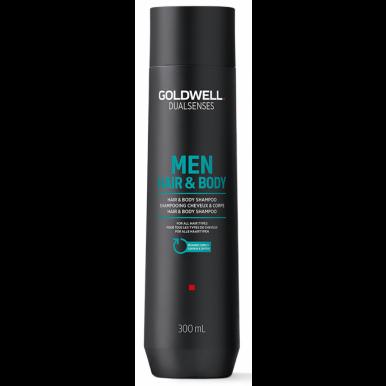 Goldwell Dualsenses For Men Hair&Body 300ml - Šampón vlasový a telový