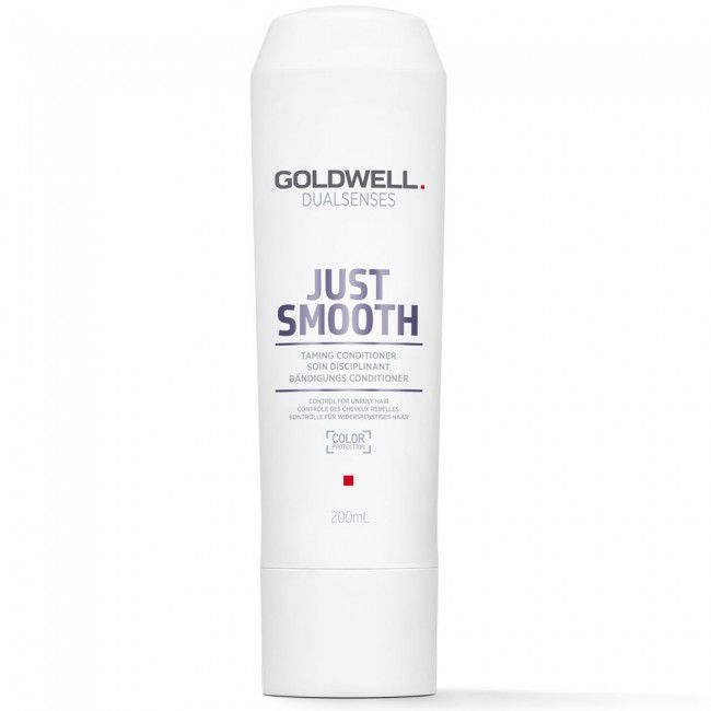 ... Goldwell Dualsenses Just Smooth Taming Conditioner 200ml - Kondicionér  na krepovité vlasy 5ba0b21e2dd
