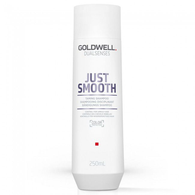 ... Goldwell Dualsenses Just Smooth Taming Shampoo 250ml - Šampón na  krepovité vlasy f30505717b3