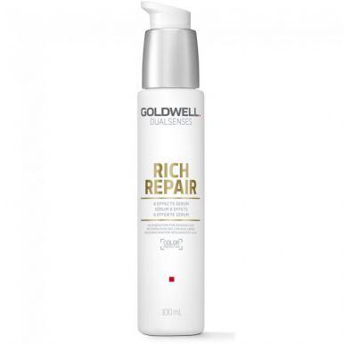 Goldwell Dualsenses Rich Repair 6 Effects Serum 100ml Sérum na suchý vlas