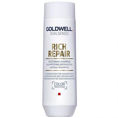 Goldwell Dualsenses Rich Repair Shampoo 250ml - Šampón pre suché poškodené vlasy