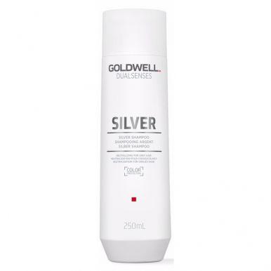 Goldwell Dualsenses Silver Shampoo 250ml  - Strieborný šampón