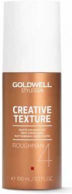 Goldwell StyleSign Creative Texture Roughman 100ml - Pasta pre matné účesy