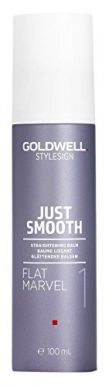 Goldwell StyleSign Just Smooth Flat Marvel 100ml - Uhladzujúci balzam