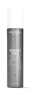 Goldwell StyleSign Perfect Hold Big Finish 300ml - Lak na zväčšenie objemu