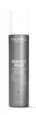 Goldwell StyleSign Perfect Hold Big Finish 500ml - Lak na zväčšenie objemu