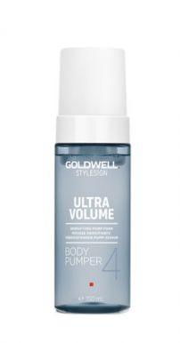 Goldwell StyleSign Ultra Volume Body Pumper  150ml  - Pena pre objem