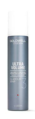 Goldwell StyleSign Ultra Volume Glamour Whip 300ml - Penové tužidlo pre väčšiu žiarivosť