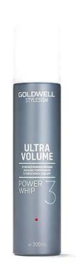 Goldwell StyleSign Ultra Volume Power Whip 300ml - Posilňujúca pena