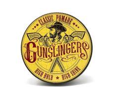 Gunslingers Classic Pomade 75ml - Pomáda na vlasy s vysokým leskem a silnou fixací