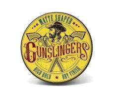 Gunslingers Matte Shaper 75ml - Pasta na vlasy s matným efektom
