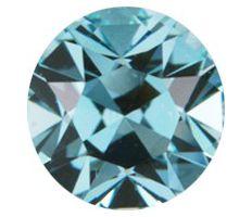 Hairdiamond Bling Jewels BJ7 - třpytivé křišťály do účesu topaz 24ks