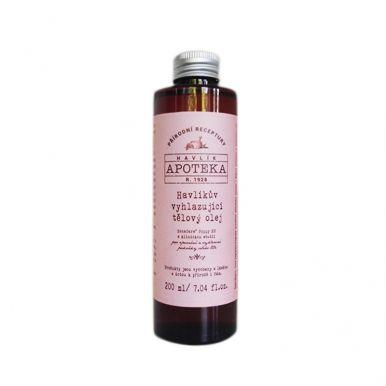 Havlíkova Apotéka - Havlíkův telový olej vyhladzujúci 200 ml